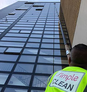 office building cleaners Croydon